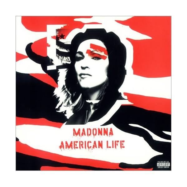 CDs Madonna- american life singolo