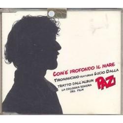 CDs Tiromancino feat Lucio Dalla- com'è profondo il mare