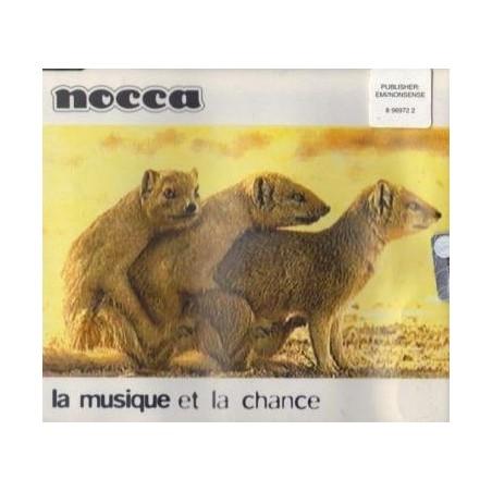 CDs Nocca- la musique et la chance singolo