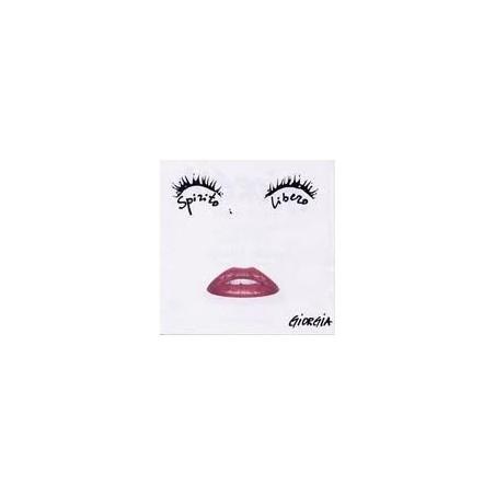 CDs Giorgia- spirito libero singolo
