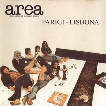 CD Area- parigi lisbona 888430735927