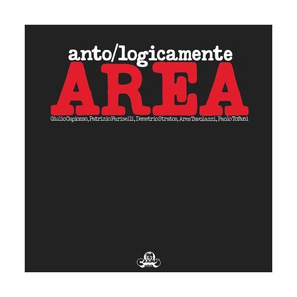 CD Area- anto/logicamente 888430735323