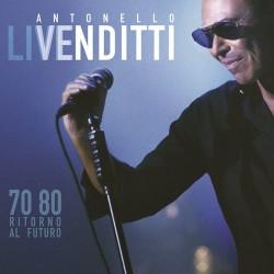 CD Antonello Venditti- 70 80 ritorno al futuro (doppio album)