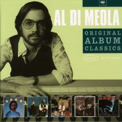 Original album classics Al Di Meola 5CD