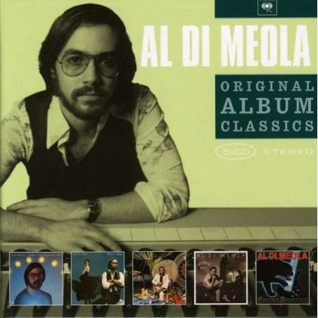 Original album classics Al Di Meola 5CD