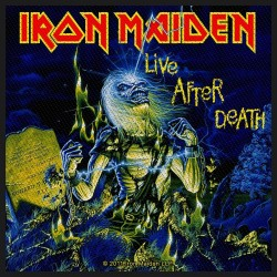 DVD Iron Maiden live after death 2DVD