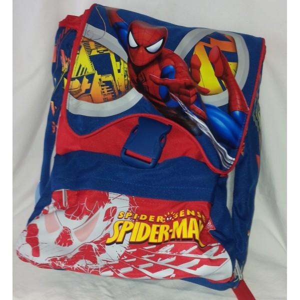 Zaino scuola - asilo bimbo spiderman