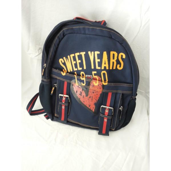 Zaino scuola e tempo libero Sweet Years