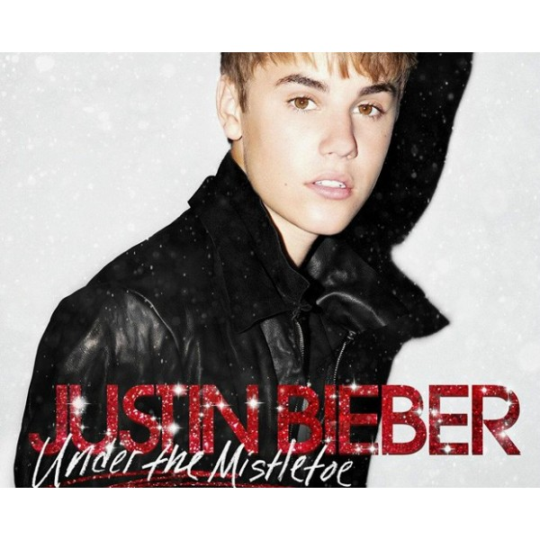 CD Justin Bieber- under the mistletoe 602527833903