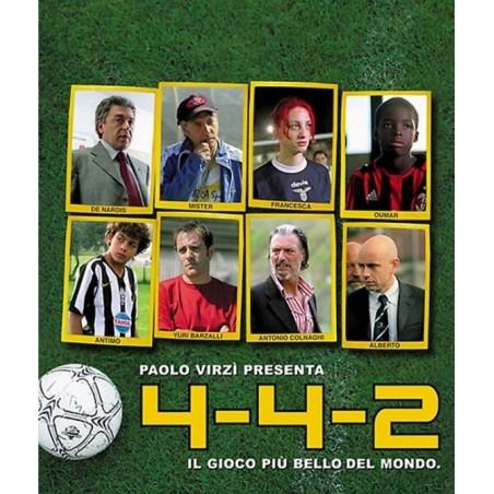 DVD 4-4-2 IL GIOCO PIU' BELLO DEL MONDO