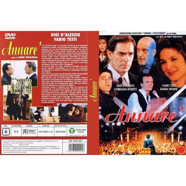 DVD Gigi D'Alessio annarè