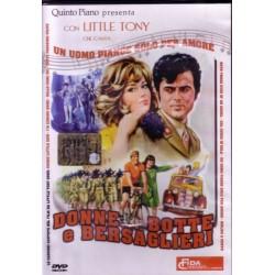 DVD DONNE BOTTE E BERSAGLIERI