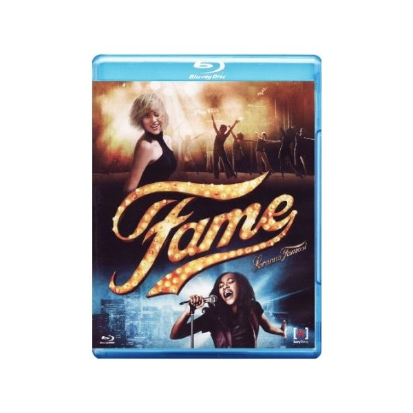 DVD BLU RAY FAME SARANNO FAMOSI
