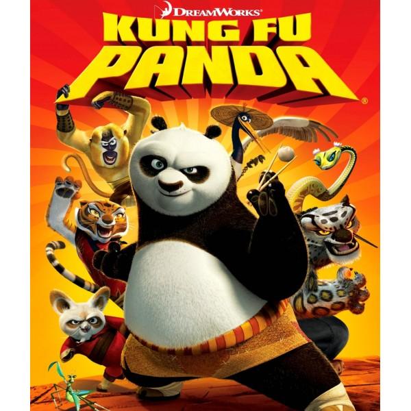 DVD BLU RAY KUNG FU PANDA 803321079074