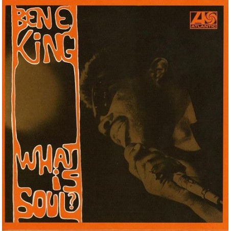 CD Ben E. King- what is soul? Japan version 081227970611