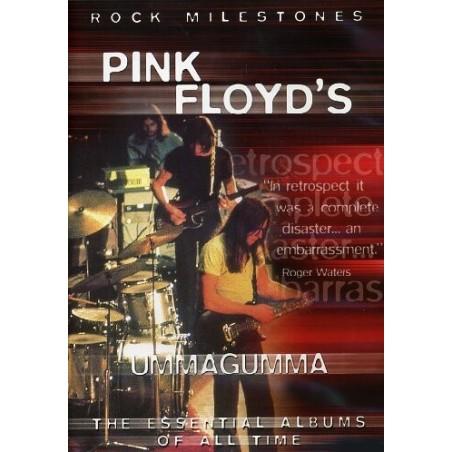 DVD PINK FLOYD -UMMAGUMMA (RARISSIMO) NUOVO SIGILLATO - 823880021633