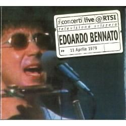 CD I concerti live @RTSI Edoardo Bennato 4029758730829