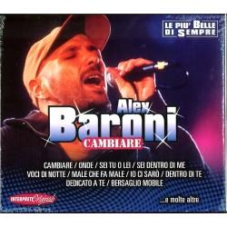 CD Alex Baroni cambiare (le più belle di sempre) 8054181890037