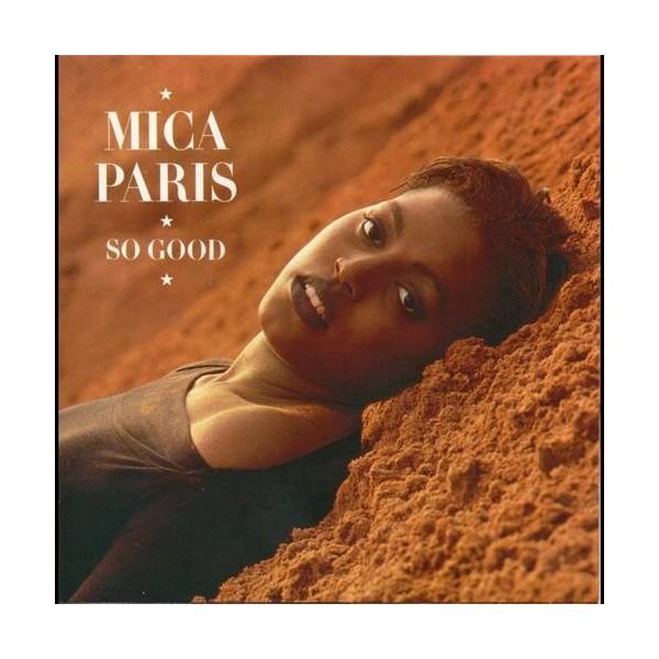 "LP Mica Paris- so good (vinile 33 giri) 12"""