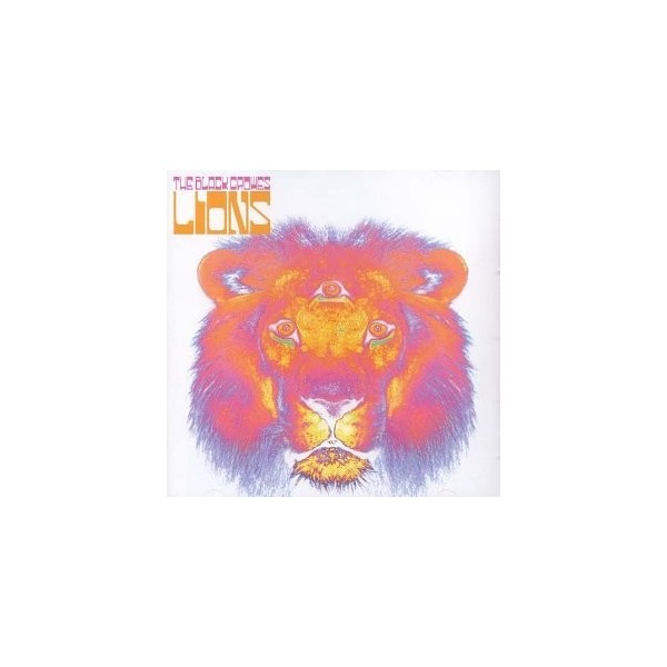 CD THE BLACK CROWES - LIONS 5033197156729