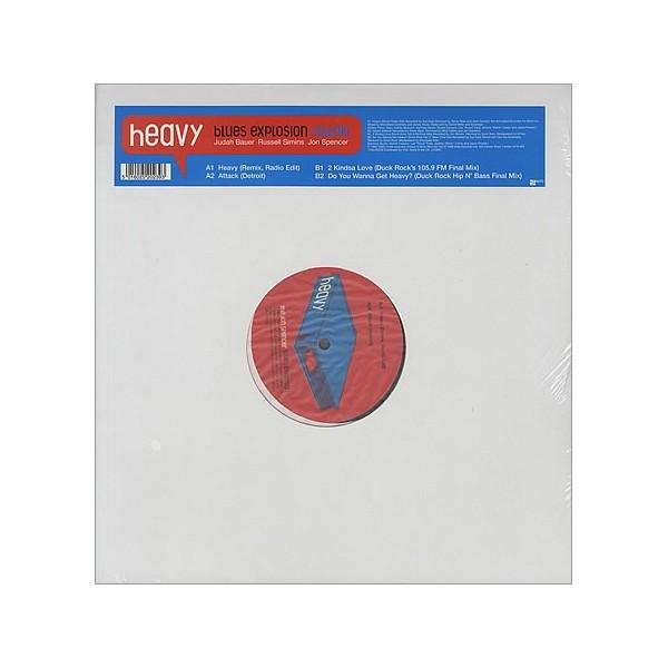 LP Jon Spencer Blues Explosion - Heavy