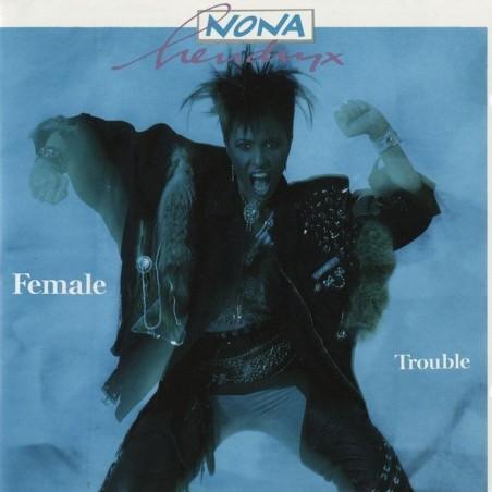 "LP Nona Hendryx female trouble 12"" 1987"