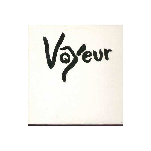 """LP Voyeur 1985 ORIGINALE SIGILLATO 12"""""""