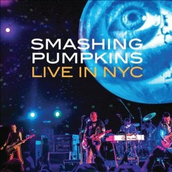 CD SMASHING PUMPKINS - OCEANIA. LIVE IN NYC CD/DVD 602537453207