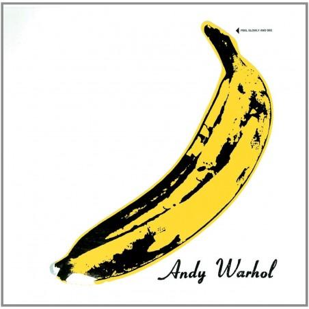 CD The Velvet Underground & Nico Andy warhol 45th anniversary remaster 602537153190