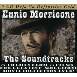 CD Ennio Morricone- The Soundtracks 076119510310