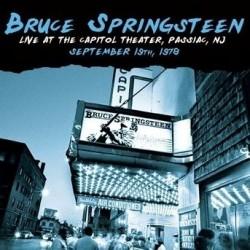 CD Bruce Springsteen -live at the capitol theater, passiac,Nj (triplo album) 5291012500113
