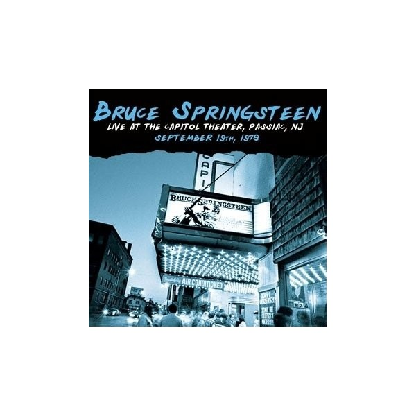 CD Bruce Springsteen -live at the capitol theater, passiac,Nj (triplo album) 5291012500113