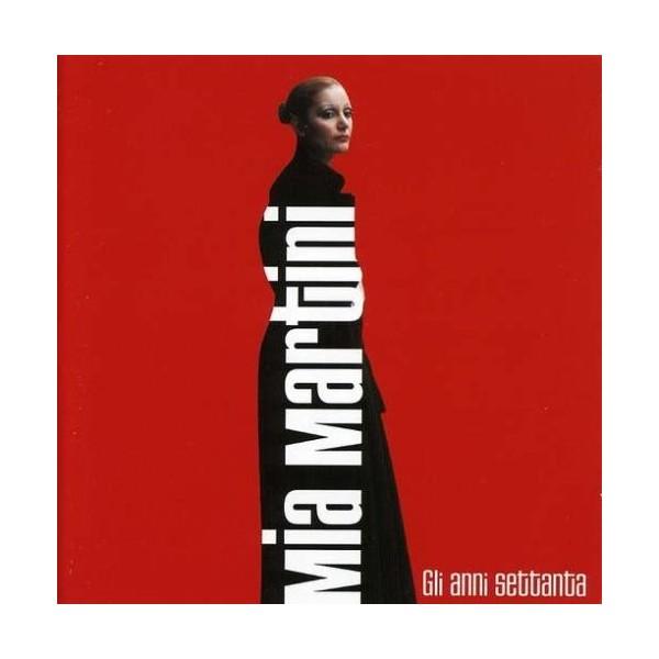 CD Mia Martini- gli anni 70 (doppio album)