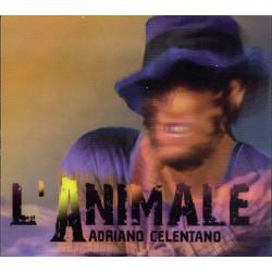 CD Adriano Celentano- L'Animale (doppio album)