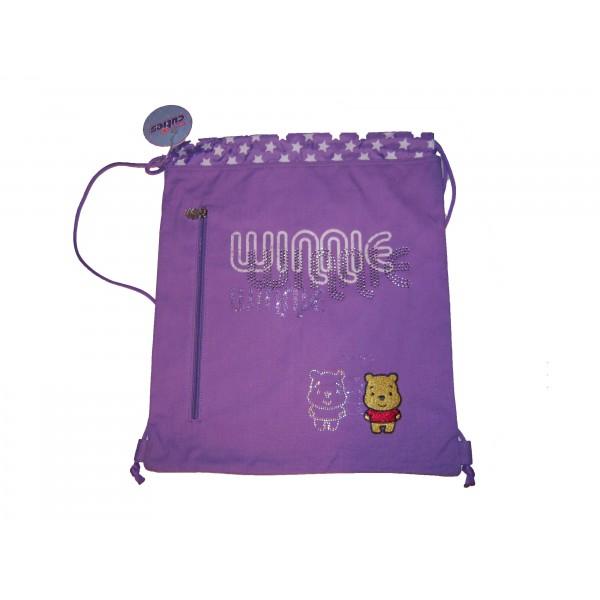 Sakky bag Disney Cuties/ Winnie the Pooh