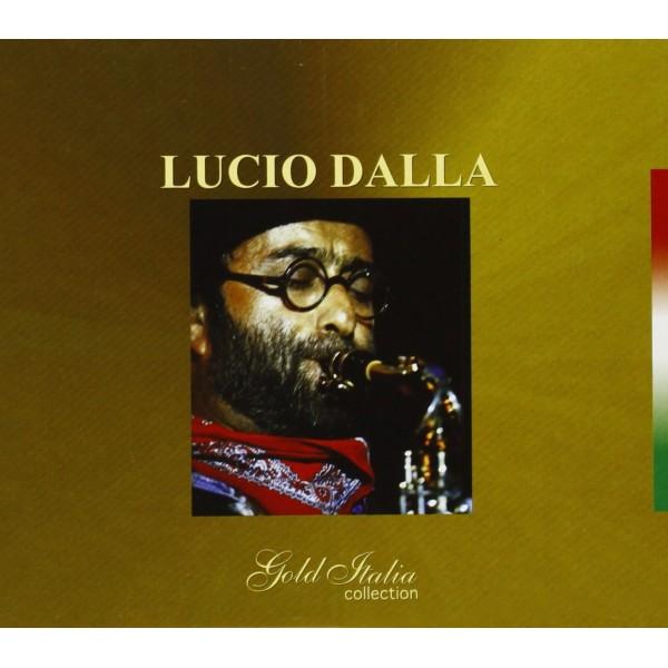 CD Lucio Dalla Gold italia collection
