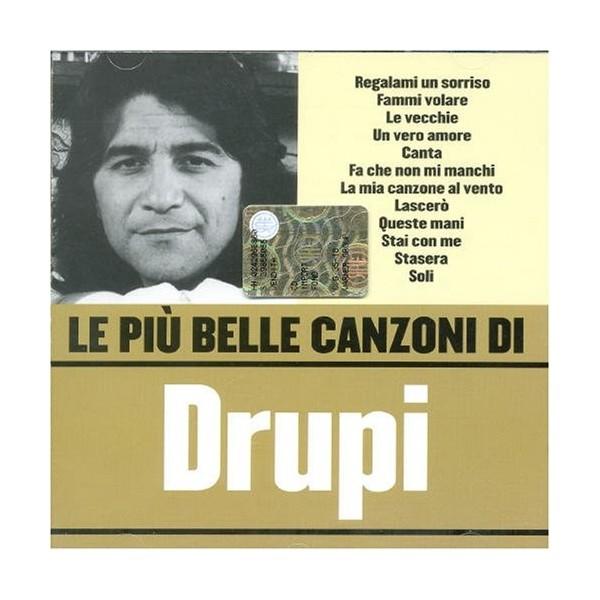 CD Le più belle canzoni di Drupi