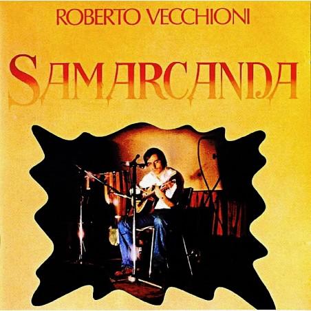 CD Roberto Vecchioni- Samarcanda 042283288829