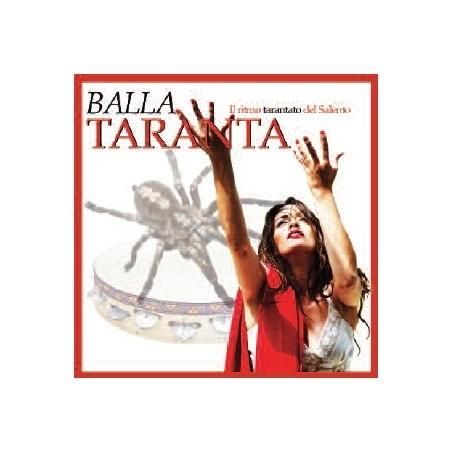 CD Balla Tranta il ritmo tarantato del salento DOPPIO ALBUM 8056737600954