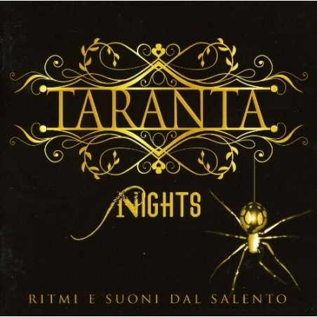CD Taranta Nights ritmi e suoni dal salento DOPPIO ALBUM