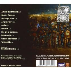 CD Teresa De Sio sacco e fuoco