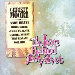 CD Christy Moore the iron behind the velvet