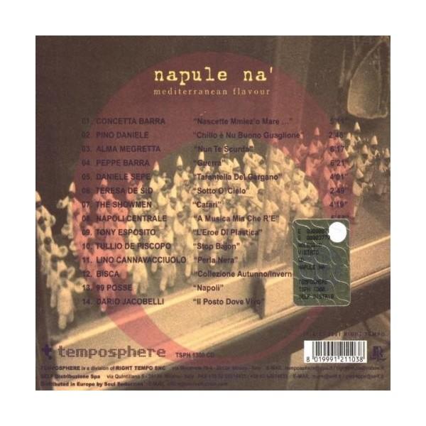 CD Napule na' mediterranean flavour