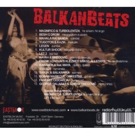 CD Balkanbeats (2005) 4042564013771