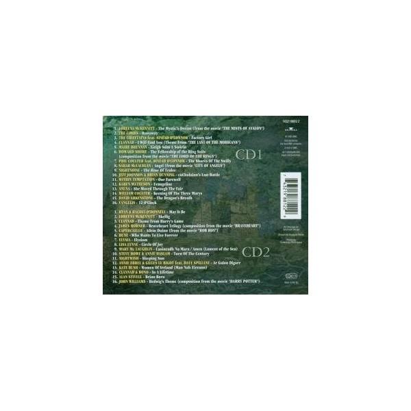 CD The Celtic Circle legendary music from mystic world (doppio album)