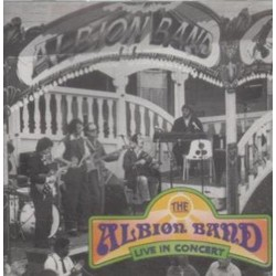 CD The albion band live in concerto