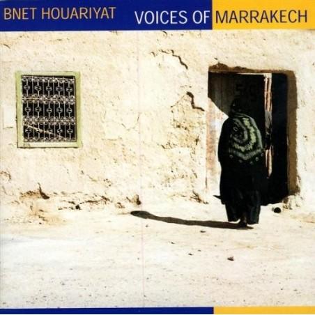 CD Bnet Houariyat voices of marrakech