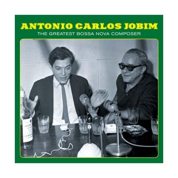 CD Antonio Carlos Jobim the greatest bossa nova composer