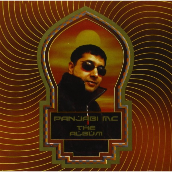 CD Pan'Jabi mc the album