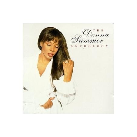 CD The Donna Summer anthology DOPPIO ALBUM